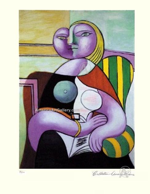 picasso cubism portrait. PABLO PICASSO CUBIST LADY